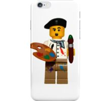LEGO Artist iPhone Case/Skin