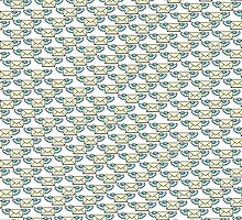 Caremail Pattern by alannarwhitney