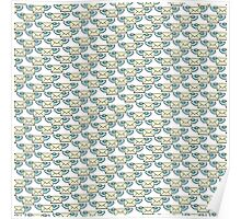 Caremail Pattern Poster