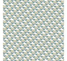 Caremail Pattern Photographic Print