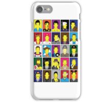 Hall of Hanks iPhone Case/Skin