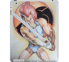 Lion-o ThunderCats  iPad Case/Skin