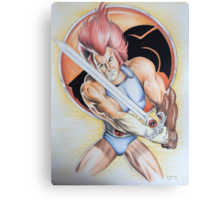 Lion-o ThunderCats  Canvas Print
