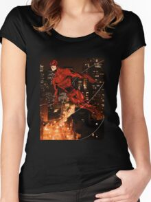 daredevil Women's Fitted Scoop T-Shirt