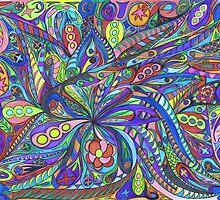 Tentacular Fantasy by Joanne Jackson