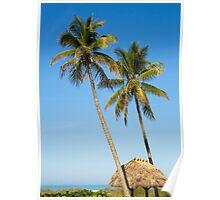 Tropical Getaway Poster