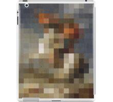 pixel naploeon iPad Case/Skin