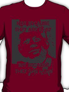 Challenge Your Self T-Shirt