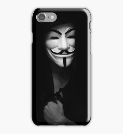 Anonymous II iPhone Case/Skin
