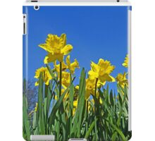 Daffodil Delight iPad Case/Skin