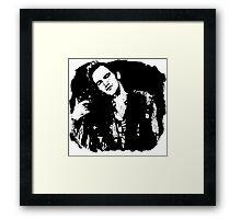 Quentin Framed Print