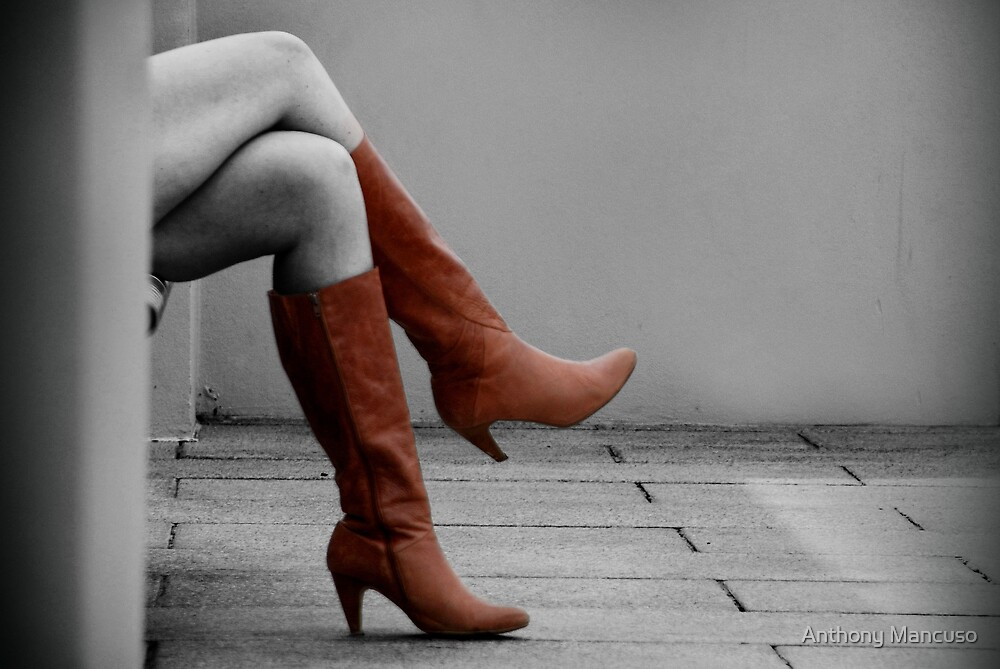 get on your boots by Anthony Mancuso
