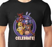 Five Nights at Freddy's - Celebrate! Unisex T-Shirt