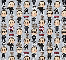#TeamCoulson by Lirhya