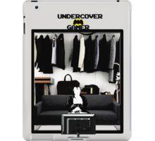 Undercover Gamer iPad Case/Skin