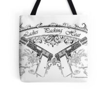 ladiespackin Tote Bag
