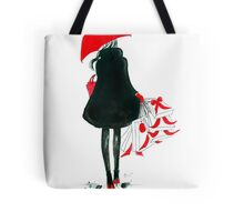 Christmas in Town Tote Bag
