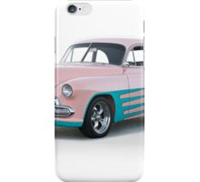 1952 Chevy Custom Coupe iPhone Case/Skin