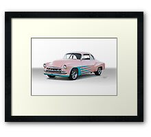 1952 Chevy Custom Coupe Framed Print