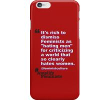 It's Rich iPhone Case/Skin