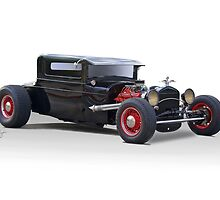 1920s 'Not a Ford' Hot Rod Coupe by DaveKoontz