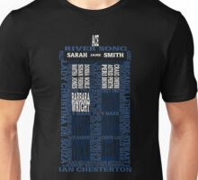 Who's Your Companion Unisex T-Shirt