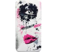 Read My Lips iPhone Case/Skin