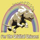 I'm The Original Unicorn! by dkrentz