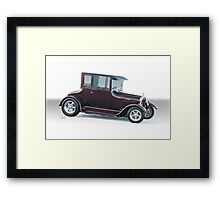 1926 Ford Opera Coupe Framed Print