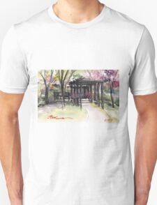 Maxell's Cherry Gardens. Telford, Shropshire, England T-Shirt