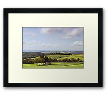 God's Green Earth Framed Print