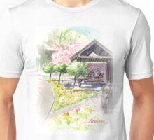 Spring in Maxell Cherry Gardens Unisex T-Shirt