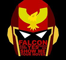 Show me your moves - captain falcon by jamden37