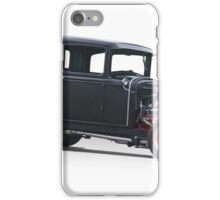 1930 Ford Model A 'HiBoy' Coupe iPhone Case/Skin
