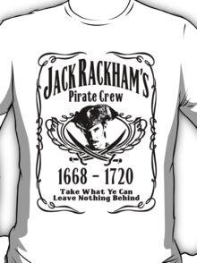 Jack Rackhams Pirate Crew T-Shirt