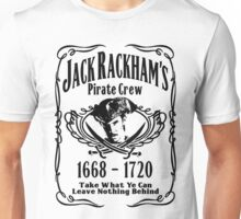 Jack Rackhams Pirate Crew Unisex T-Shirt