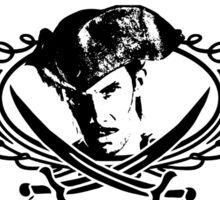 Jack Rackhams Pirate Crew Sticker