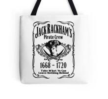Jack Rackhams Pirate Crew Tote Bag