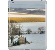 Cold Winter Sunrise iPad Case/Skin