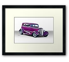 1933 Ford Victoria Framed Print