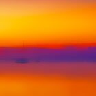 Sunset Key Largo by Lou Novick
