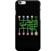 Power Puzzle iPhone Case/Skin