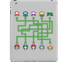 Power Puzzle iPad Case/Skin