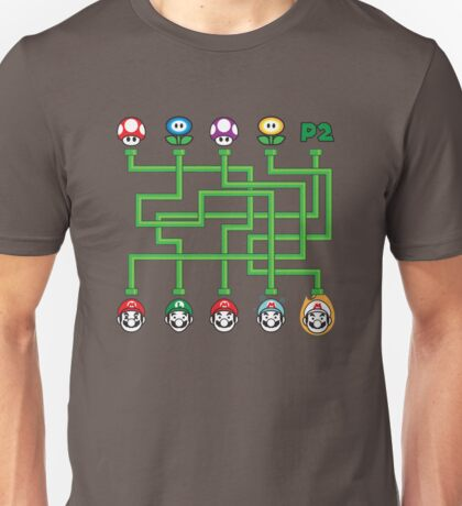 Power Puzzle Unisex T-Shirt