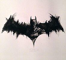 Batman Ink by Steve Nice