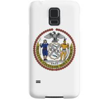 Seal of New York City  Samsung Galaxy Case/Skin
