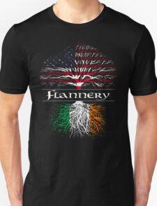 Flannery - Irish-American Tree T-Shirt