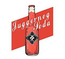 Juggernog Soda - Poster Photographic Print