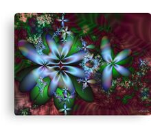Bursting With Spring Canvas Print