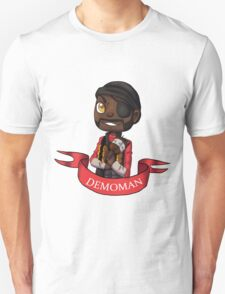 Chibi Demoman RED Unisex T-Shirt
